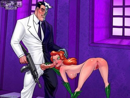 Batman Cartoon Sex