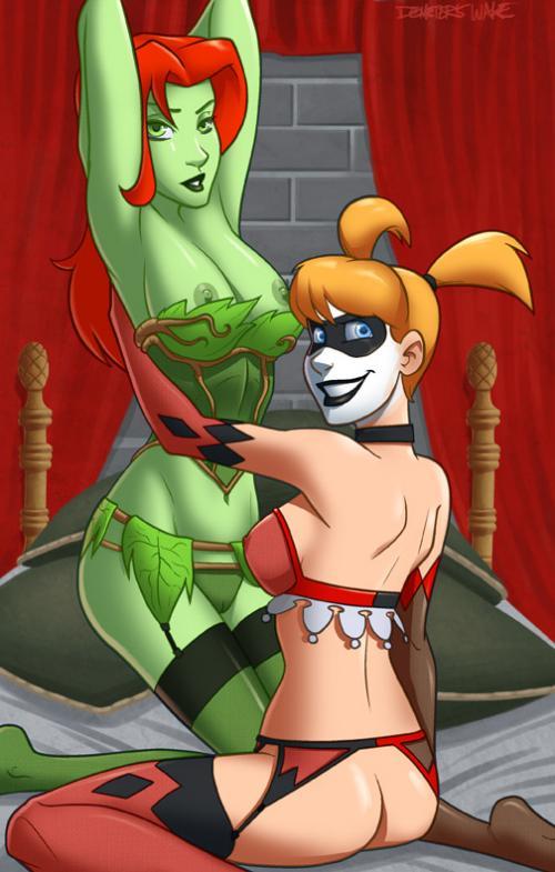 Poison Ivy Sex Porn