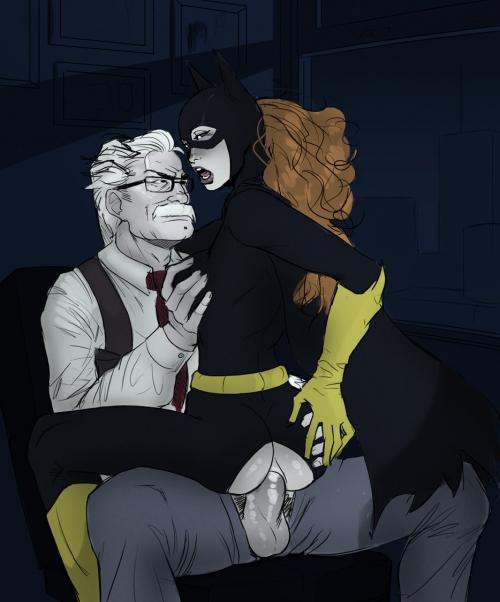 bat man beyond porn