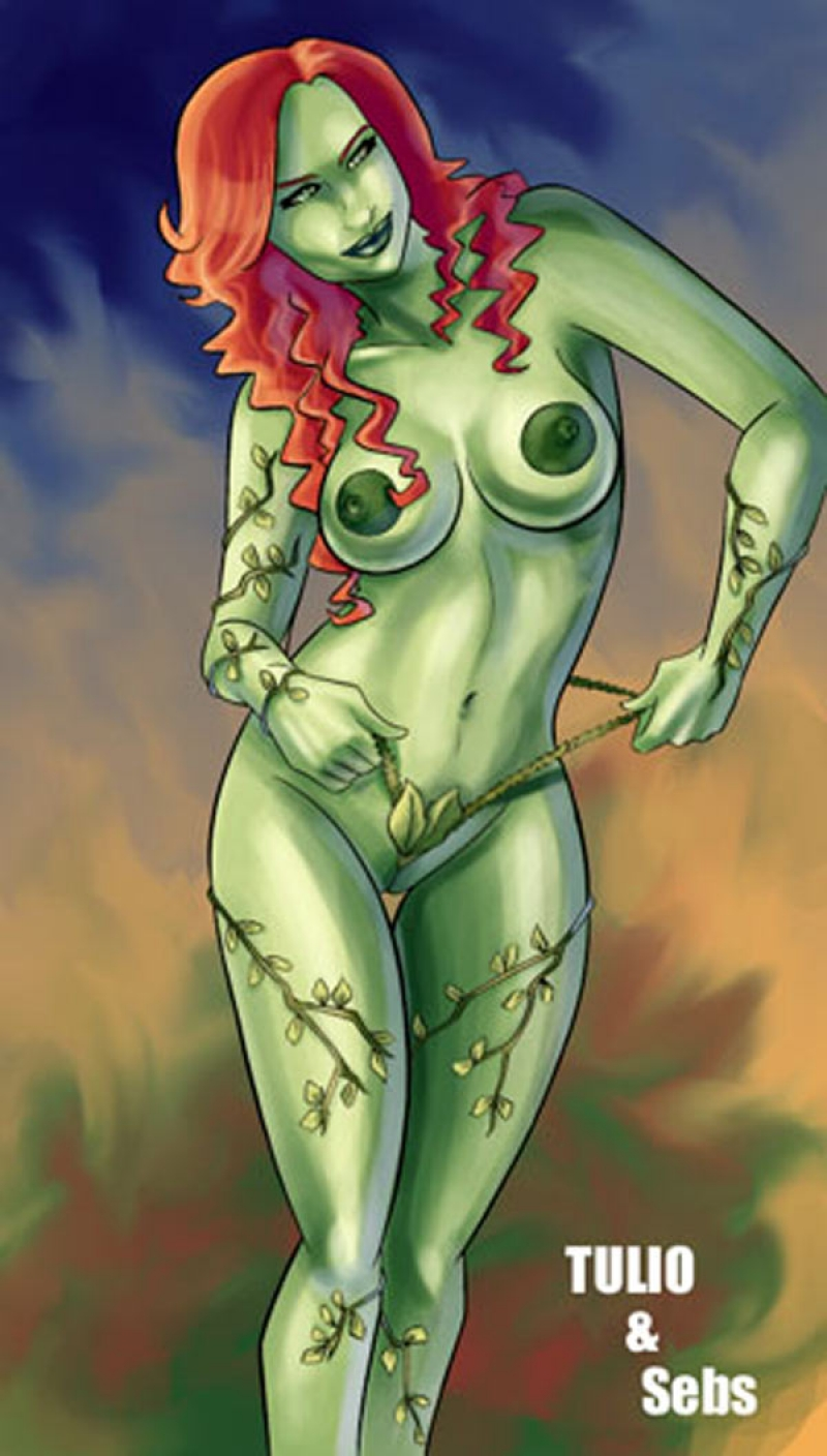 Apologise, but, Poison ivy nude sex xxx
